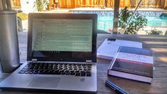 Writing-Photo